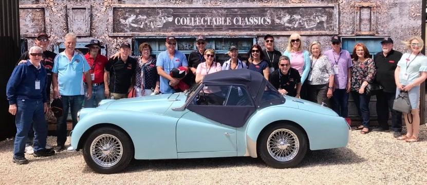 Triumph Car Club Vic